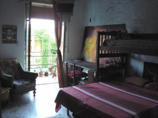 Double room with balcony on Etna, Tremestieri Etneo