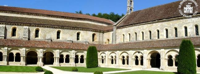 The Abbey of Fontenay in Burgundy, and others : Cîteaux, Cluny