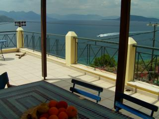 Dream terrace loft apartment Aegina marathwnas