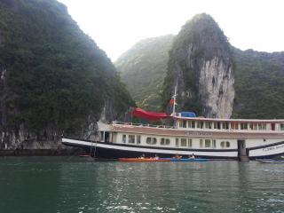 Adventure Cat Ba with Jewel cruise