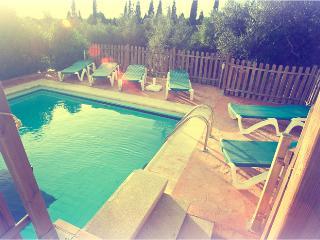 Sweet little Villa with privat pool, Sant Carles de la Ràpita