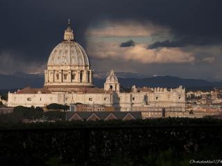 Il giardino del Papa-luxury apartment, Rome