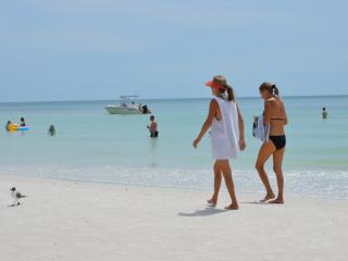 Fall Break Vacation at the Beach, Siesta Key