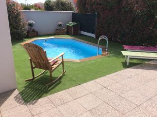 Villa avec piscine proche de la mer( grande motte), Aimargues