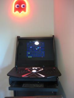 Multi-cade arcade game.