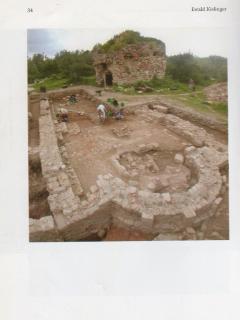 il monastero bizantino e l'area archeologica