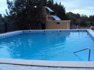 Casa ecologica a 7 km de la playa de 5-7 personas, Miami Platja