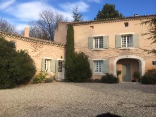 Maison de famille en Provence, Visan
