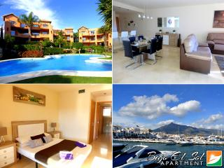 Modern Apartment in El Retiro, Bel Air, Estepona