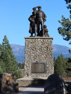 The Donner Party camped out east of our home. Visit the beautiful new museum