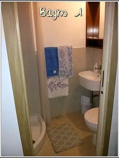 bagno di camera principale