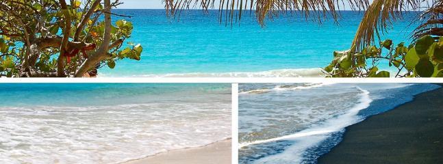 A solo minutos de la playa, podras relajarte y disfrutar de esta experiencia unica.