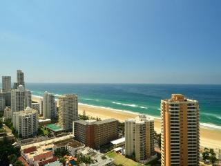 UNBELIEVABLE OCEAN VIEWS 2 BED LUXURY a22502, Surfers Paradise