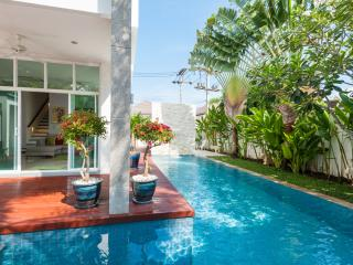 Luxurious 3-Bedroom Private Pool Villa with Maid