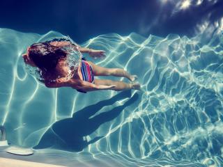 3 BDR | 3 BTHR Sea View, Sleeps 8, Access to pool, Tinos