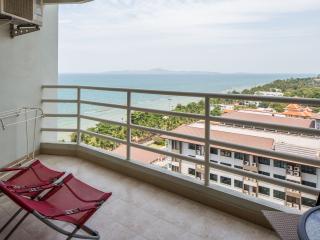 19 floor With Astounding Sea View, Jomtien Beach