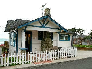 God's Pocket! Best Village Cottage! 3 min walk to Beach, Great ocean Views!, Dillon Beach