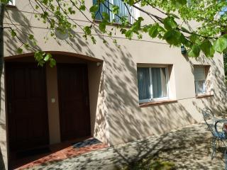 Apartamento de una habitación con jardin A7, Agullana