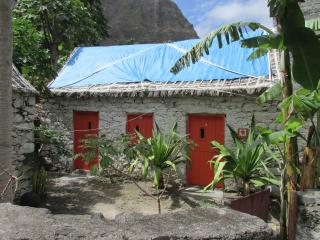 Traditional house in Santo Antao, Ribeira Grande