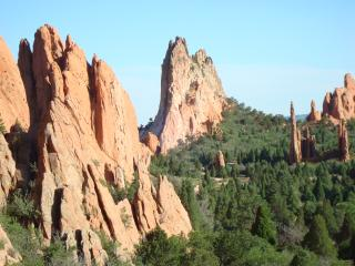 Pikes Peak Cottage by Garden of the Gods, Colorado Springs