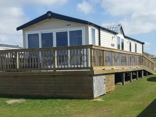 Cribbar Cove 599 at Perran Sands Sea Views Decking, Perranporth