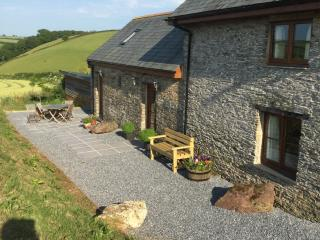 Jacks Cottage on farm in Harberton, Totnes