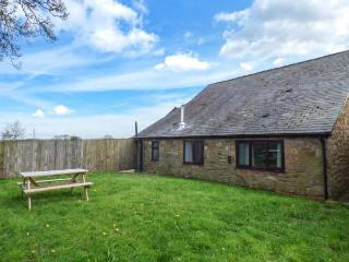 THE CALF PEN, barn conversion, king-size bed, woodburner, WiFi, Nercwys, Ref