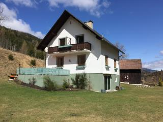 Traditional Austrian farmhouse, Turrach