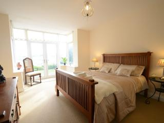 The beautiful Master Bedroom with full En Suite offers stunning panoramic views