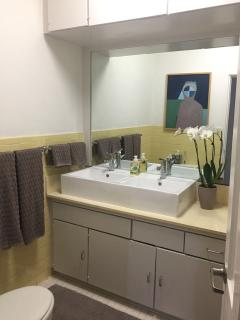 3rd bathroom in hallway