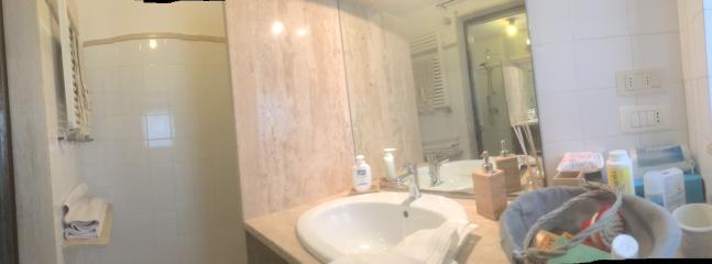 Il bagno nei Trulli
