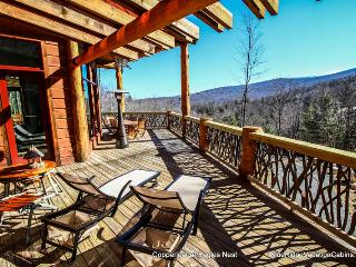 MEM DAY WKND $400/NT OFF!*New Custom Luxury Home, Banner Elk