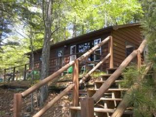 Tomahawk Lake Cabin, Woodruff
