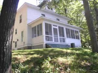 Stocks Lake Tomahawk Home, Woodruff