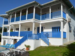 Ridge House  6 bedroom Villa overlooking sea, Tobago