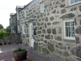 Bryn Aber Bach, a cosy stone cottage for 4