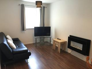 2-bedroom flat in Glasgow Green!
