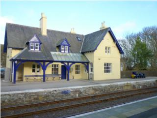 Helmsdale Station Self Catering Accomodation