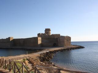 La Casa presso il Castello 1, Le Castella