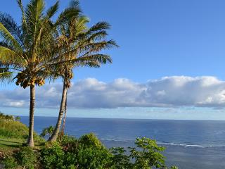 Kauai Sunrise, Rainbows, Ocean Views, Princeville