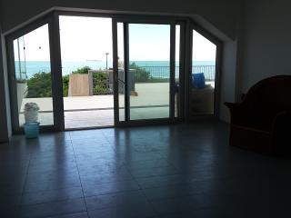 Appartamento n 3fronte spiaggia e terrazza a mare, Lido di Venezia