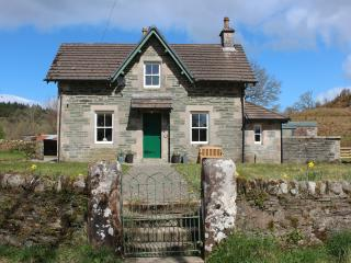 The School House a cosy retreat for four!