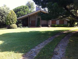 villa encantadora en parque natural Montseny, Seva