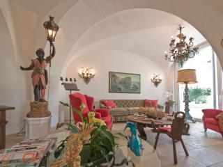Villa Alaide with garden and pool, Ischia