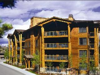 Fabulous 3 bedroom condo at the Teton Club, Teton Village