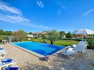 Villa Pisinum in Istria, Tinjan