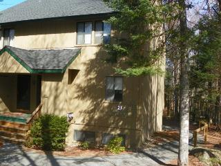 Pet Friendly Waterville Valley Condo with White Mountain Athletic Club Membership!