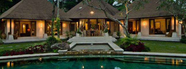 Contemporary Balinese architecture at its best!