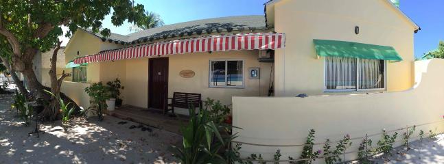 Welcome to Luau Beach Inn, Maldives