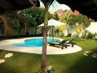 Blue Sapphire Villa. The Smile of Bali